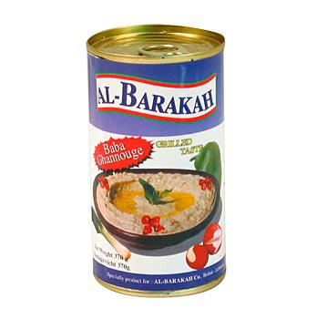 Baba Ghannouge - lilko-sezamová pasta, 370 g
