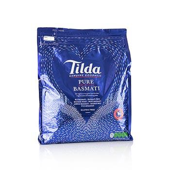 Basmati rýže, Tilda, v praktickém sáčku se zipem, 5 kg