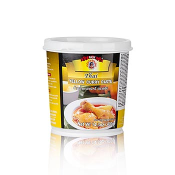 Curry pasta, žlutá (Thai-Curry), 400 g