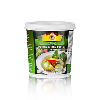 Curry pasta, zelená (Thai-Curry), 400 g