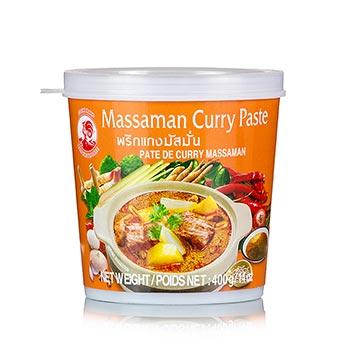 Kari-pasta Massamun (thajské kari), 400 g