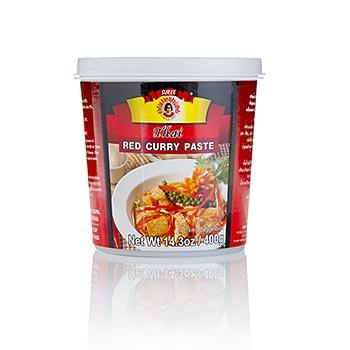 Curry pasta, červená (Thai-Curry), 400 g