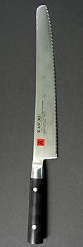 Kasumi K-04 Damast Superior, nůž na chléb, 25cm, ks