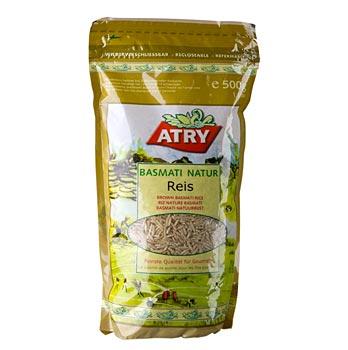 Hnědá rýže Basmati, natur, Veetee/ Atry/ Schani, 500 g