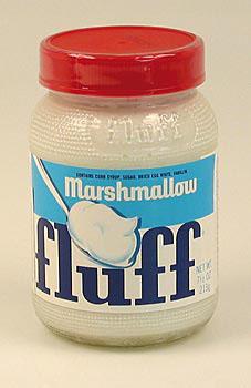 Marshmallow fluff, pomazánka na chléb s vanilkovou příchutí, 213 g