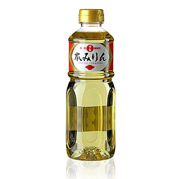 Mirin - sladké rýžové víno, alkoholické koření, 600 ml