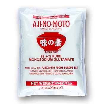 Monosodiumglutamat/Natriumglutamat, E621 - Aji no Moto, 453 g