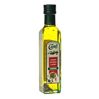 Olivový olej s rozmarýnem, Caroli, 250 ml