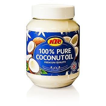 Kokosový olej - kokosový tuk, 500 ml
