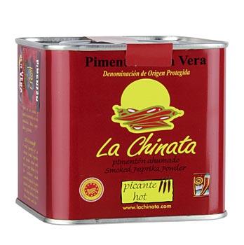 Paprika prášek - Pimenton, ostrý, Španělsko, 350 g