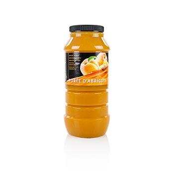 Meruňkové pyré, 10% cukru, 1 kg