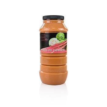 Pyré-guave, 10% cukru, 1 kg