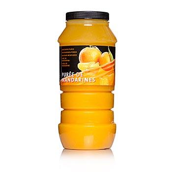 Pyré-mandarinka, 10% cukru, 1 kg