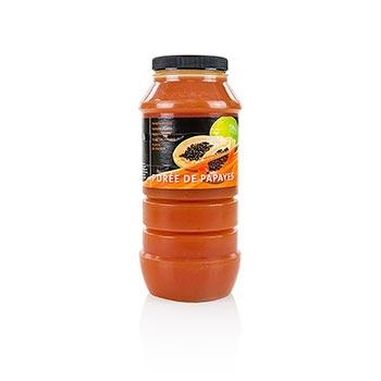 Pyré-papaya, 10% cukru, 1 kg