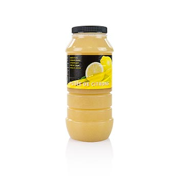 Citronové pyré, 10% cukru, 1 kg