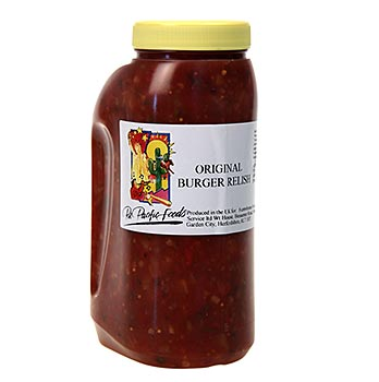 Hamburger relish, Haywards, 2,5 kg