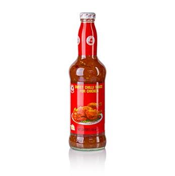 Chilli omáčka na kuře, Cock Brand, Hahn Marke, 650 ml