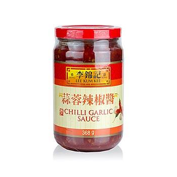 Chilli omáčka s česnekem, Lee Kum Kee, 368 g