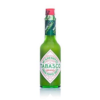 Tabasco, zelené, jemné, McIlhenny, 57 ml