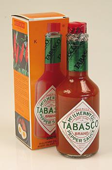Tabasco, červené, pikantní, McIlhenny, 350 ml