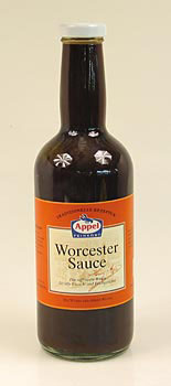 Worcester omáčka, od Appel, 1 l