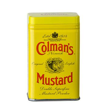 Hořčice - prášek, Colman-Anglie, 100 g