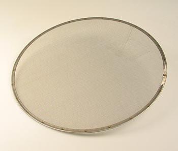Náhradní sítko pro pasírovací síto (Art.13089), prům. 36 cm, 0,8mm velikost oka, ks