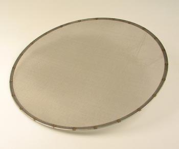 Náhradní sítko pro pasírovací síto (Art.13089), prům. 36 cm, 0,4 mm velikost oka, ks