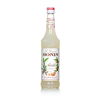 Mandlový sirup, 700 ml