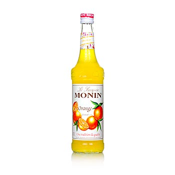 Pomerančový sirup, 700 ml