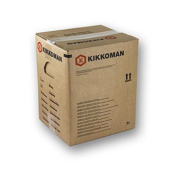 Sojová omáčka - Shoyu, Kikkoman, Japonsko, 20 l