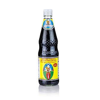 Soja-Sauce - Shoyu, Healthy Boy, světlá, mírně sladká, 700 ml