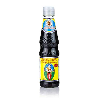 Soja-Sauce - Shoyu, Healthy Boy, světlá, mírně sladká, 300 ml