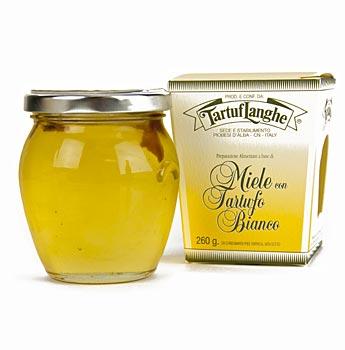 TARTUFLANGHE lanýžový akátový med, světlý, 260 g