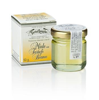 TARTUFLANGHE lanýžový akátový med, světlý, 50 g