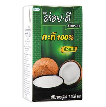 Kokosové mléko, od Aroy-D, 1 l