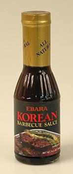 Korejská Barbecue omáčka, na marinování masa, drůbeže a ryb, 414 g