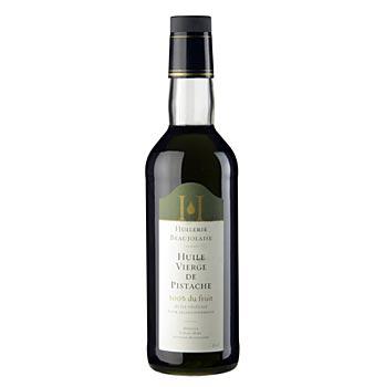Pistáciový olej Huilerie Beaujolaise, výběr panenský, 500 ml