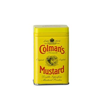Hořčice - prášek, Colman-Anglie, 57 g