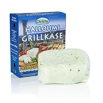 Halloumi - gril. sýr z Kypru, kravského mléka, polotuhý, 250 g