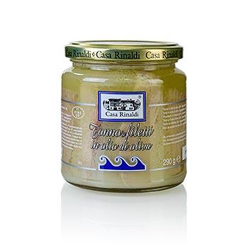 Tuňák v olivovém oleji, Casa Rinaldi, 300 g