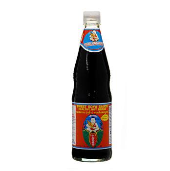 Soja-Sauce - Shoyu, Healthy Boy, sladká s 70% cukru, 700 ml