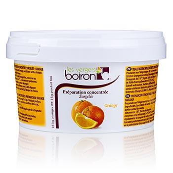 Pomerančový džus koncentrát, zmraz., Boiron, 500 g