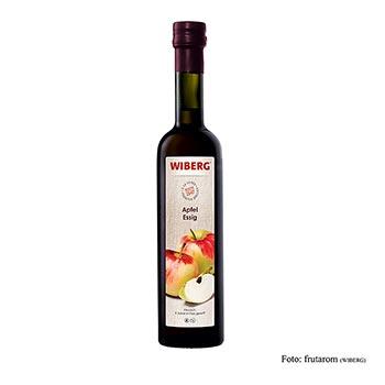 Wiberg jablečný ocet, klasik, 3 let zrání v sudu, 5% kys., 500 ml