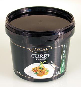 OSCAR kari polévka a omáčka, pasta (na 7,5 litrů), 800 g
