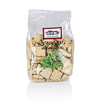 Scroccoli al origano - křupky s oregano, 300 g