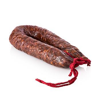 Chorizo Casero Picante Cecinas, tvar podkovy, 3 ks, 1,5 kg