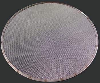 Náhradní sítko pro pasírovací síto (Art.13089), prům. 36 cm, 1,2mm velikost oka, ks