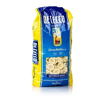 De Cecco Orecchiette, No.91, 500 g
