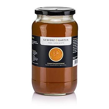 Tomatové consommé, připravené pro použití v kuchyni 1:1, 1 l
